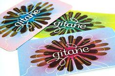 Gitane Restaurant / Business Cards