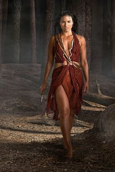 Katrina Law as Mira In Spartacus: Vengeance Katrina Law Spartacus, Spartacus Women, Spartacus Series, Spartacus Blood And Sand, Spartacus Characters, Warrior Girl, Warrior Princess, Video Show, Costumes