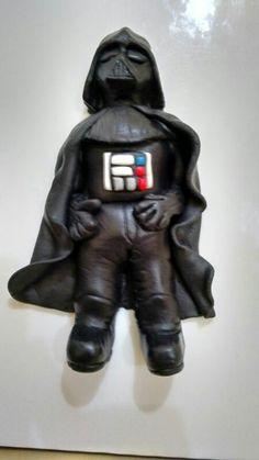 Darth Vader de pasta americana
