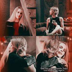 The Originals • Rebekah and Freya