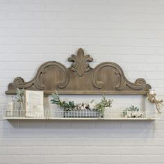 Shop Decor Steals for new deals everyday on vintage, rustic and farmhouse decor - from wall decor and lighting to baskets and kitchen decor! Wooden Wall Decor, Wooden Walls, Wall Art Decor, Antique Wall Decor, Rustic Wood, Rustic Decor, Farmhouse Decor, Modern Farmhouse, Salvaged Decor
