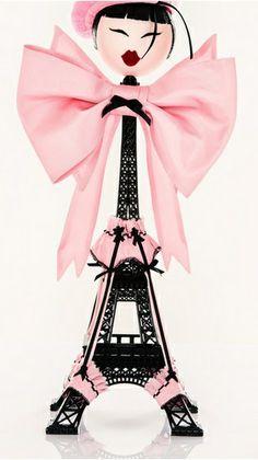 CHANTAL THOMAS, pink, black, white