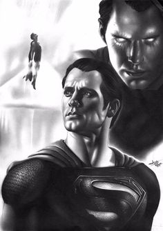 Man of Steel by Augusto Ramalho