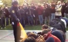 """The UC Davis Pepper-Spraying Cop Gets a $38k Settlement for """"psychiatric injuries"""""""