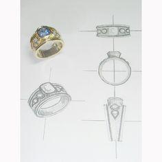 Bespoke Jewellery Design Service - Nicholas Wylde
