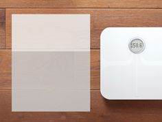 Fitbit Aria Wi-Fi Smart Scale - I just saw this in the Apple store yesterday. How did I not know this existed? I've been trying to write down my weight, or film my scale when I stand on it. It's such a pain that it's actually hindered my fitness progress. With this scale automatically uploading my progress to the Internet, I'll be SO motivated to eat right and exercise every day! I'm just mad that I didn't buy it yesterday, cuz it was gone from the store today! Argh!