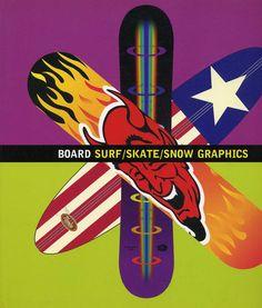 Board Surf / Skate / Snow Graphics