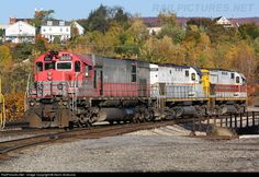 RailPictures.Net Photo: DL 3000 Delaware Lackawanna MLW M630 at Scranton, Pennsylvania by Kevin Andrusia