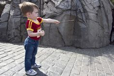 Have fun! | 23 Tips For Taking Your Kids To The Wizarding World Of Harry Potter At Universal Studios Hollywood