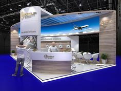 A-Group company on Ebace 2016