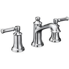 moen mt6805m9000 dartmoor 8u0027u0027 widespread bathroom faucet chrome