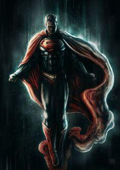 Patricio Clarey: Illustrator & Graphic Designer | Superheroes