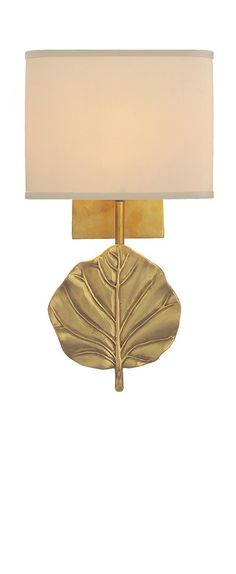 Designer Brass Lily Pad Wall Sconce, so beautiful, inspire your friends and followers interested in luxury interior design, with new trending fashion accents from Hollywood courtesy of InStyle Decor Beverly Hills, Designer Bedroom, Living Room & Dining Room Furniture, Chandeliers, Table Lamps, Floor Lamps & Sconces, Wall Mirrors, Home Decor & Gifts, over 3,500 inspirations to choose from to share and inspire with our one click Pinterest Pin button enjoy & happy pinning