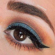 Estoy enamorada de este maquillaje  sin duda uno de mis favoritos!! @anastasiabeverlyhills #modernrenaissance @morphebrushes #35omatte #35opalette @ardell_lashes #falsies #ardellbrowpomade #ardelllashes @coastalscents #120paletteone @maccosmetics #concealerstudiofinish #nw25concealer @nuestrosekreto #makeupbyme#100daysofmakeupchallenge#day11 #wakeupandmakeup #inspiredmakeup #inspiracion #makeupinspo#makeupgoals #anastasiabeverlyhills #hudabeauy #bluecutcrease#maquillajedehoy #cutcrease ...