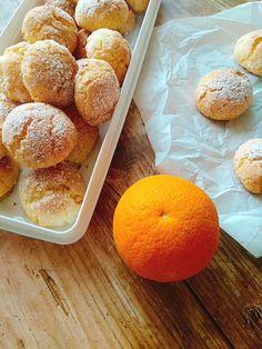 Narancsos- Kókuszos pöfeteg (GM) | Brioche, avagy kalandozások a desszertek világában- hagyományosan és mentesen is :) Diet Recipes, Healthy Recipes, Health Eating, Cakes And More, Cake Cookies, Food To Make, Food And Drink, Sweets, Snacks