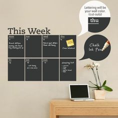 4.81$  Watch here - http://dirx1.justgood.pw/go.php?t=174554901 - High Quality Weekly Plan Pattern Removeable School Wall Stickers
