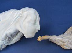 Beyond G(l)aze – Norwegiancrafts.no 'I find it harder and harder', Irene Nordli. Photo: J. Lake Art, Irene, Ceramics, Craft, Hall Pottery, Hand Crafts, Pottery, Creative Crafts, Ceramic Art