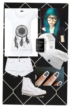 """""""#97"""" by sageforaday ❤ liked on Polyvore featuring Safavieh, Joseph, One Teaspoon and Converse"""