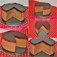 Summer Desserts, Easy Desserts, Dessert Recipes, Food Design, Cheesecake, Deserts, Food And Drink, Cooking Recipes, Tasty