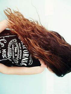 ombre hair | Tumblr i absolutely LOVE this! Think ill get it done on saturday!
