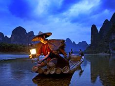 Li River near Xingping, Guilin Province, China