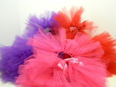 Tutu Party For American Girl, Bitty Baby and Simliar sized Dolls and Stuffed Animals on Etsy, $55.50