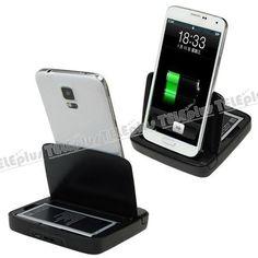 Samsung Galaxy S5 Çift Masaüstü Şarj Cihazı -  - Price : TL49.90. Buy now at http://www.teleplus.com.tr/index.php/samsung-galaxy-s5-cift-masaustu-sarj-cihazi.html