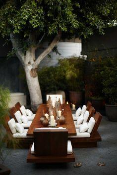 La décoration d'un jardin zen - détails et photos de design d'extérieur; Créer un paradis avec le jardin zen chez vous; le jardin art et unique