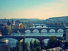 Praha...