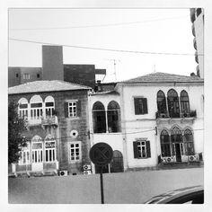 old Lebanese house