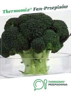 Wariant Zupa krem z brokułów. jest to przepis stworzony przez użytkownika k-cichowska. Ten przepis na Thermomix<sup>®</sup> znajdziesz w kategorii Zupy na www.przepisownia.pl, społeczności Thermomix<sup>®</sup>. Celery, Broccoli, Food And Drink, Dinner, Vegetables, Drinks, Recipes, Thermomix, Dining