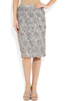 J.Crewsequin skirt