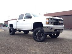 2014 Chevy Silverado with RBPs by Venom Motorsports in Grand Rapids MI . Click to view more photos and mod info.