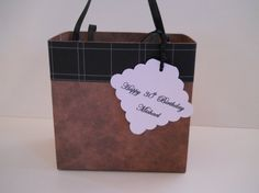 Unique handmade Shabby Chic gift bags for a wedding by steppnout ...