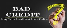 Is It Apt to Apply Bad Credit Long Term Installment Loans Online? Is It Apt to Apply Bad Credit Long Term Installment Loans Online? Lending Company, Long Term Loans, Best Loans, Installment Loans, Loans For Bad Credit, Finance, How To Apply, Economics