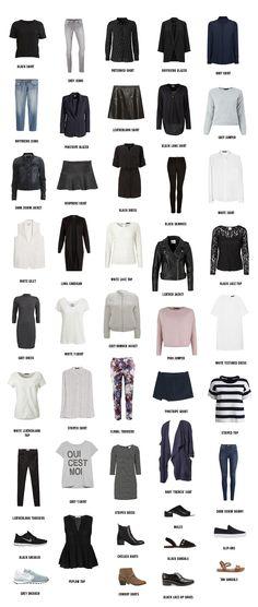 #caspule wardrobe #project333 #springcapsule #minimalism