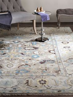 Rug SUL1078A - Sultanabad Area Rugs by Safavieh
