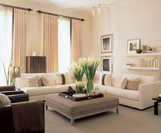 Living Rooms Ideas Designed by Kelly Hoppen