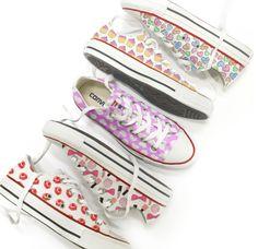 Custom Kicks #LoveQtee
