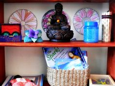 Meditation for Children : Our Peaceful Space. I want this for my therapy office and home! :)