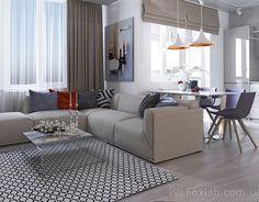 "Check out new work on my @Behance portfolio: ""Дизайн проект для квартиры 65 м2 с небольшим бюджетом.""…"