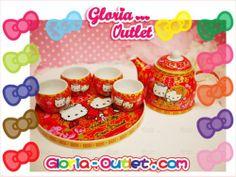 1 Hello Kitty Wedding Tea Pot Teapot Cup Champagne Glasses Album Cake Doll Song