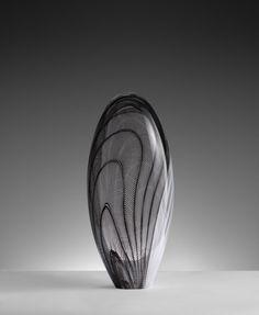 RITVA-LIISA POHJALAINEN - Night and day Glass Design, Design Art, Beauty Magic, Day For Night, Finland, Modern Contemporary, Scandinavian, Glass Art, Retro Vintage