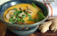 Recipe :: Tom Kha Gai. The world's best soup! | Tastetickler