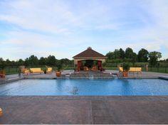 Estate of the Day: $2.49 Million Elegant Mansion in Nicholasville, Kentucky