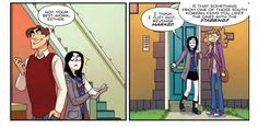 The Friendship Is Real: Three Reasons Why You Should Read Giant Days Comic Art, Comic Books, Story Ideas, Revenge, Movie Tv, Studios, Friendship, Goth, Characters