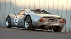 Rare Porsche 904/6 Carrera for sale - BBC Top Gear