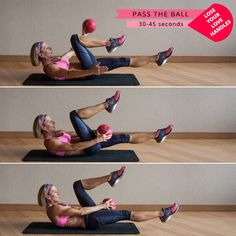7 Oblique Exercises to Get Rid of Love Handles | YouBeauty