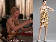 Lily Van der Woodsen_dress