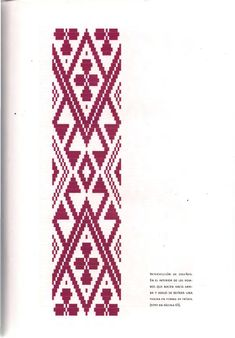 Beaded Necklace Patterns, Crochet Chart, Cross Stitch Patterns, Weaving, Tapestry, Beads, Tattoos, Raven, Geometric Prints